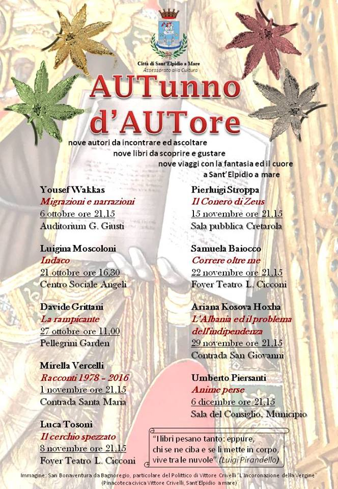 AUTUNNO D'AUTORE