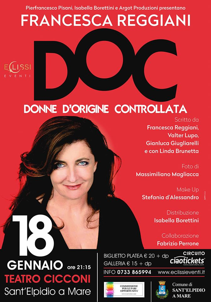 D.O.C. DONNE D'ORIGINE CONTROLLATA