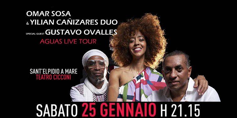AGUAS LIVE TOUR